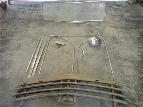 Part 1947 Ford Accessories