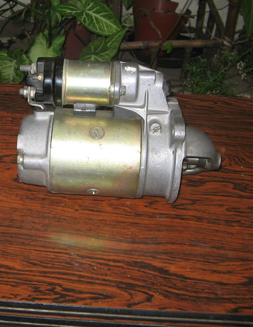Repuesto Motor Arranque