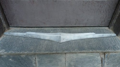 Part Molding Bonnet Chrysler