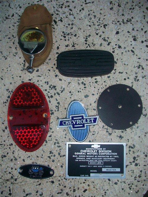 Part Batch Parts Chevrolet