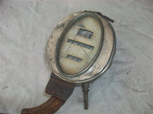Part Speedometer Chevrolet