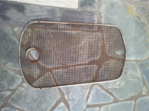 Part Grill Chevrolet 1931/32