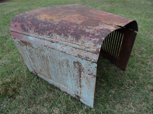 Part Chevrolet 1928 Capot