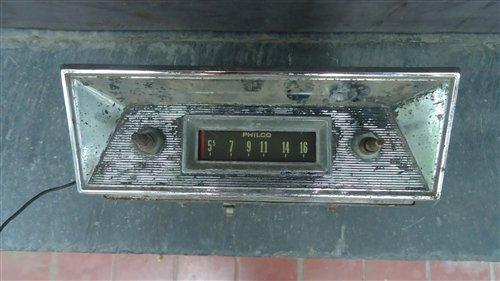 Part Philco Radio
