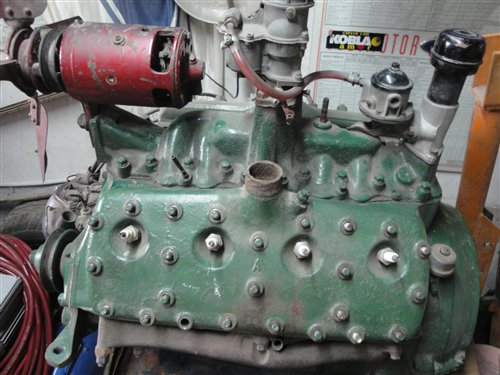 Part Ford 1938 85hp Engine