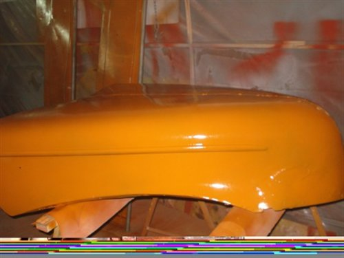 Part Guard Pick Up Ford 1940