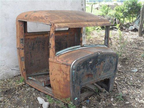 Repuesto Cabina Cerrada Chatita