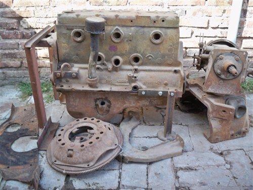 Part Engine Desoto 1934 6 C