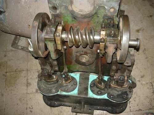 Repuesto Motor M�quina Vapor