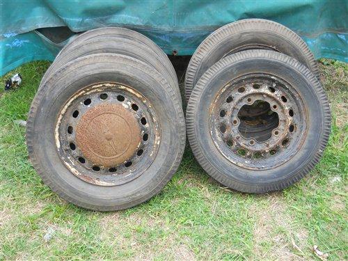 Part 550 X 16 Wheels