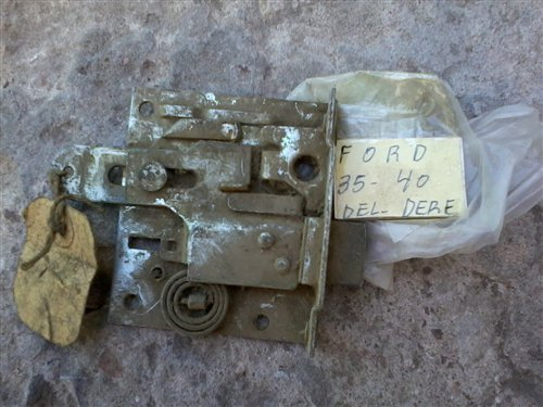 Repuesto Cerradura Ford 1935-40