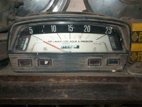 Repuesto Tablero Fiat 1500 1965