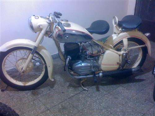 Part Puch 250cc Año 1950