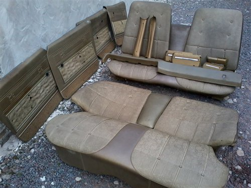 Part Upholstery Chevrolet Chevy