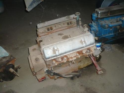Part Motor V8 Oldmobile Rocket 88