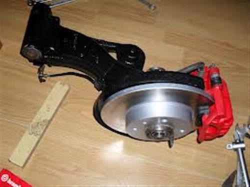 Repuesto Frenos Traseros Alfa 155 V6