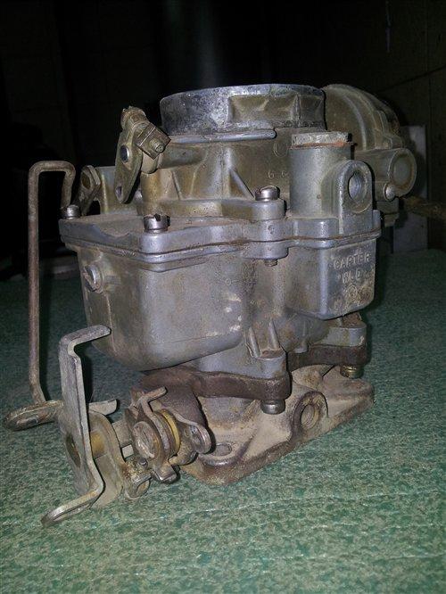 Part Rancher Carter Carburetor
