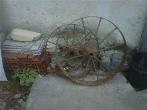 Part Plow Wheel