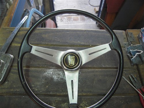 Part Steering Wheel Fiat 800