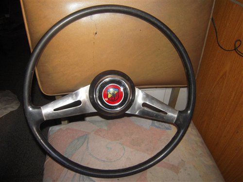 Part Steering Wheel 600 Abarth