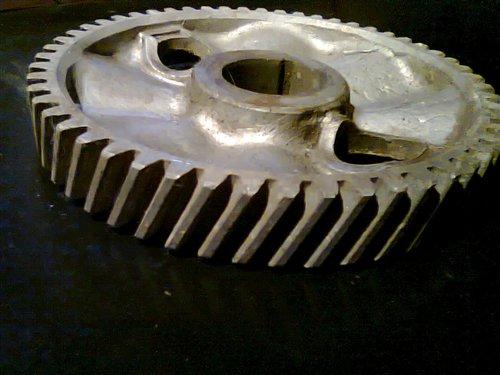 Part Distribution Gear Chevrolet 250 Aluminum