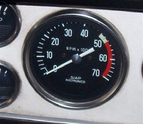 Part Tachometer Torino Siap