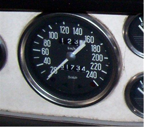 Part Speedometer Torino Siap