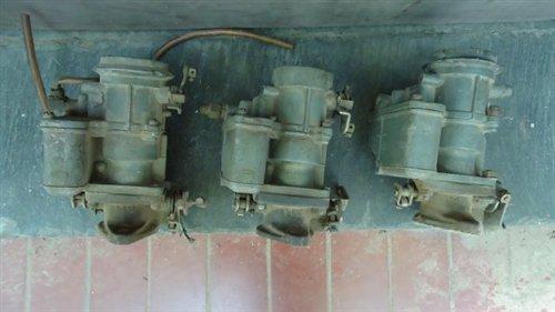 Part Carter Carburetors