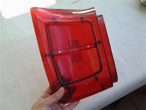 Part Plastic Dodge Polara 1973