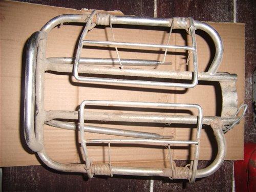 Repuesto Porta Equipaje Trasero Gilera