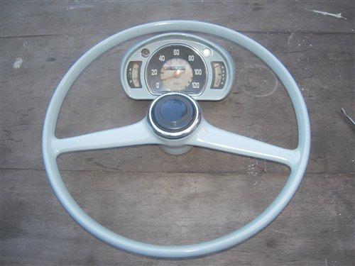 Repuesto Volante Tablero Fiat 600D