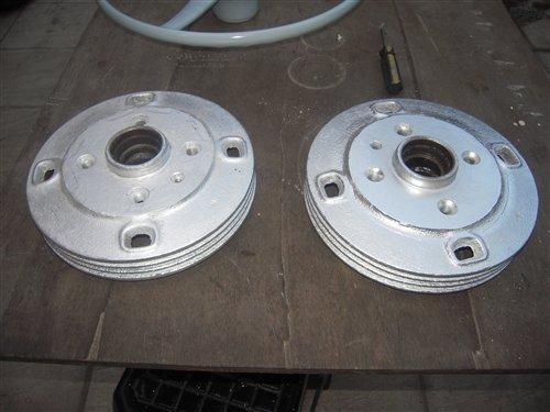 Repuesto Campanas Delanteras Fiat 600