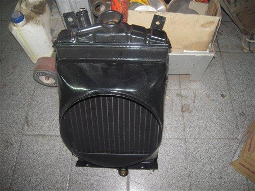 Part Radiator Fiat 600
