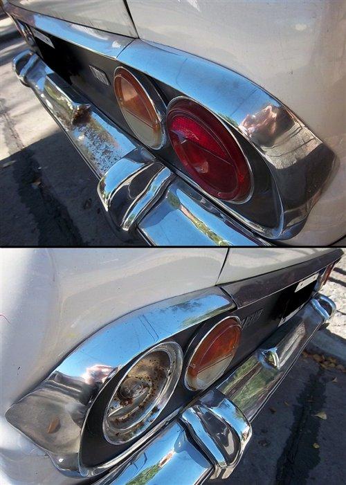 Part Trim Tail Torino Coupe Sedan