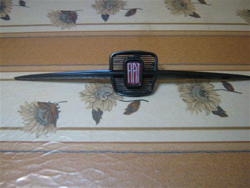 Part Grill Fiat 600