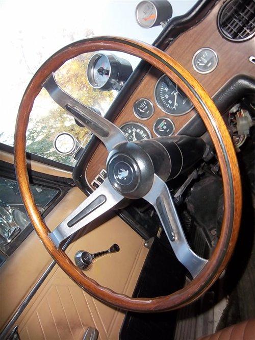 Repuesto Volante Torino Coupé Sedán