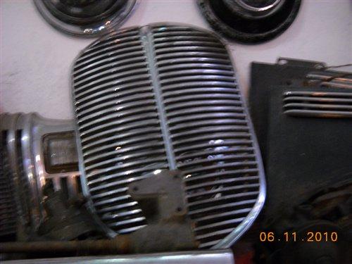 Part 1938 Dodge Grill