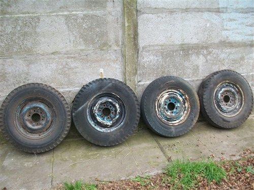 Part Apache Wheels
