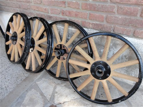 Part Wheels Ford T
