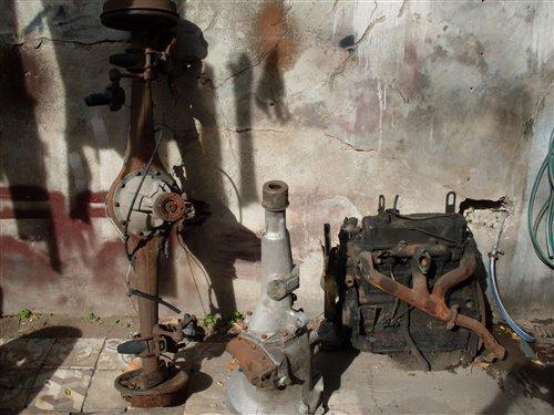 Part Engine Siam Di Tella 62