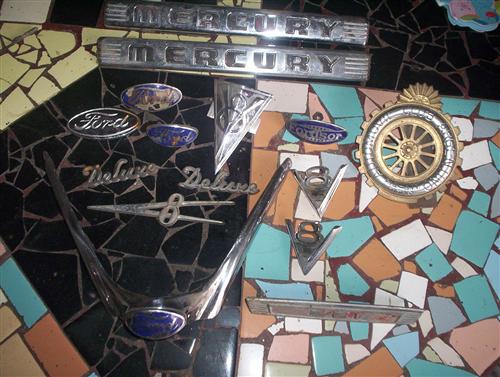 Repuesto Insignias Varias Ford