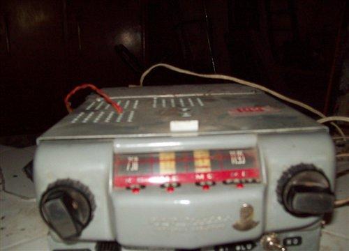 Repuesto Radio