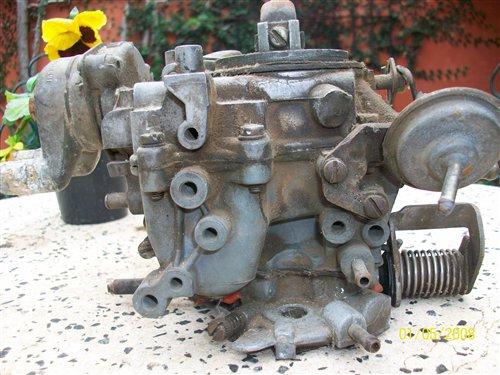 Part Falcon Ranchero Carburetor Argelite