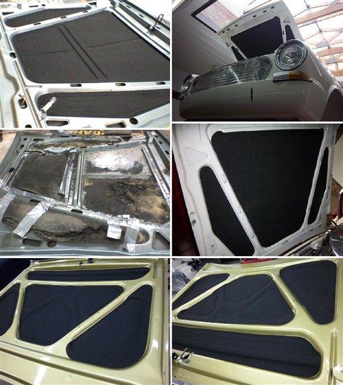 Part Upholstered Capot Torino