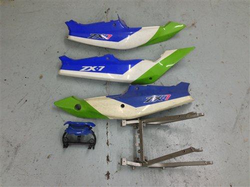 Repuesto Colin Cachas ZX7 J1,J2,K1,K2