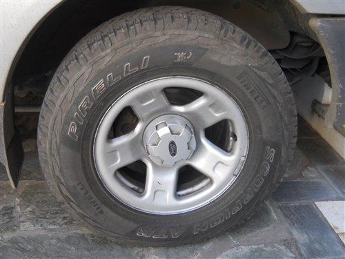 Part Covers Tires Ranger