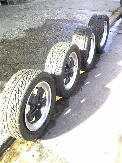 Part Porsche 911 Wheels