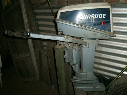 Part Engine Evinrude