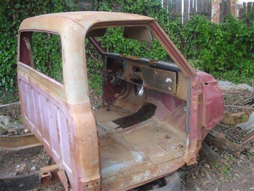 Repuesto Cabina Chevrolet C10