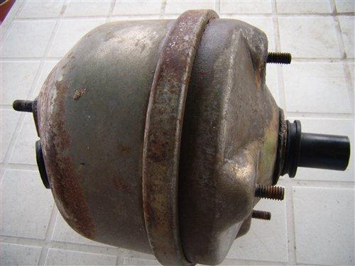 Part Brake Booster Chevrolet 400